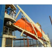 Quality Marine appliance free fall lifeboat davit for sale