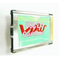 Buy cheap PCMCIA USB 2.0 2 Ports Card-NEC from wholesalers