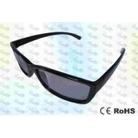 Quality 3D TV and Cinema Use Circular polarized 3D video eyewear glasses for sale