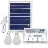 Quality Multifunction Solar energy power home lighting system for sale