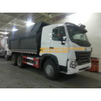Quality A7 Sinotruk 6x4 U Type 20m3 Sand Tipper Truck 40-50t Load Capaicty Lhd 10 Tires for sale