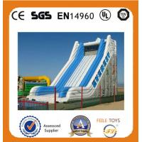 China 2015 hot sale giant inflatable water slide for adult on sale
