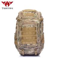 7f0b6420280b8 40L Tactical Gear Backpack , Large Army 3 Day Assault Pack Molle Bug Out  Bag Images