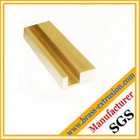 copper extrusion section metal hardware OEM