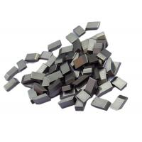 Quality USA / Europe Standard Metal Cutting Tips , JA / JX Series Carbide Brazed Tips for sale