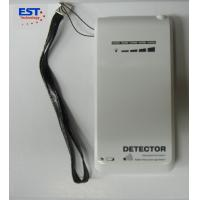 Quality White CDMA Cell Phone Signal Detector EST-101B With Battery , 824-849MHZ for sale