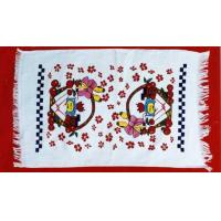 China 100% Cotton Printed kitchen Towel on sale