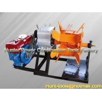 Quality Gasoline engine power Cable Pulling Winch Machine for sale