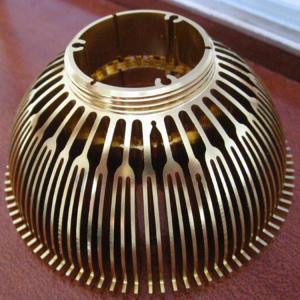 Quality High Precision Heatsink Led Custom Bronze Die Casting Process for sale