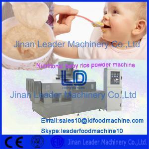 Quality Automatic Nutritional baby rice powder machine,380v/50Hz for sale