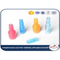 Quality Colored DJ Series Shur Plug Type Female Terminal Sleeves PVC Terminal Cover for sale