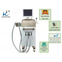 Quality One Shot 1 Session Vacuum Assisted Laser Hair Removal Device 810 Diode Suction for sale