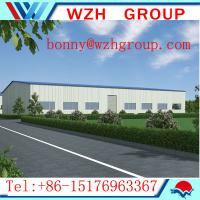 Quality Prime construction design steel structure warehouse/ workshop for sale