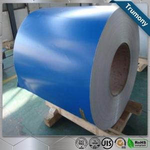 Quality Film Laminating Aluminum Composite Panel , Aluminum Foil Coil Building Package for sale