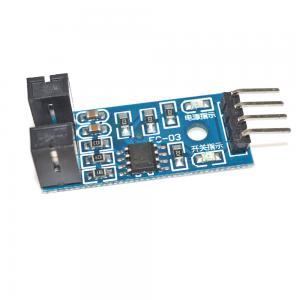 Quality LM393 Sensors For Arduino IR Optocoupler Motor Speed Sensor Module for sale