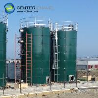 Quality 30 Years Service Life Glass Fused Steel Tanks For Agricultural Water Storage for sale