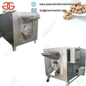 Quality Cheap price Drum Electric Chana Chickpeas Roasting Machine/Nut Roasting Machine for sale