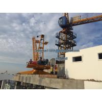Quality HYCM 8tons QD3023 Derrick Crane for Inner Tower Crane Dismantle Used for sale