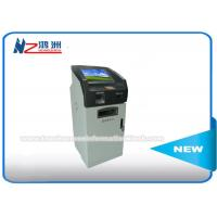 Quality Touch Screen Automatic Card Vending Machine For Bank / Retail Store Custom Logo for sale