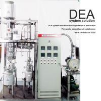 Quality Heat Exchange Solvent Recovery Equipment Stainless Steel 304 With Wiper Basket for sale