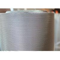 Quality Custom Stainless Steel Woven Wire Mesh , 304 Stainless Steel Wire Cloth for sale