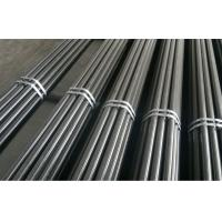 Quality ASME SA106 Carbon Seamless Steel Pipe , Round Hot Finished Seamless Tube for sale