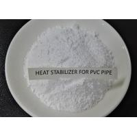 Quality Safety White PVC Pipe Stabilizer Odorless For Industry , Anti - Precipitation for sale