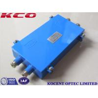 Quality 4 Cable Ports 12 Cores Mine Use Explosion Proof Fiber Optic Splice Enclosures for sale