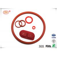 Quality High Pressure Encapsulated O-Rings FKM For Oxygenated Automobile Fuels for sale