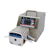 Quality Large flow ,dosing peristaltic pump WT300F for sale