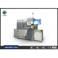 Quality Unicomp High Speed inline SMT PCBA X-Ray Inspection System with Automotive Identification OK / NG Result for sale