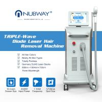 Quality 2018 Professional Beauty Machine Factory 808nm Diode Laser NO Scar Hair Removal America CE Approved for sale