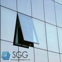 China curtain wall insulated glass sheet 6mm+6mm 8mm+8mm 10mm+10mm on sale