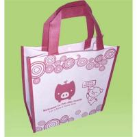 China Non-woven shopping bag on sale