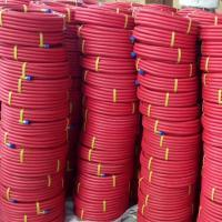 Quality Custom High Pressure 7.6m EPDM Air Hose With BSP Or NPT Fittings for sale