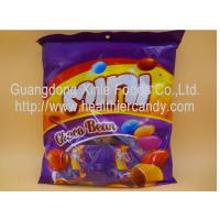 Quality Healthier Coloured Chocolate Beans / Choco Mini Jelly Beans For Children for sale