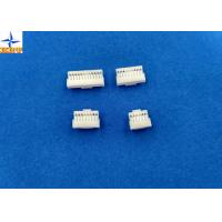 Quality 1mm Pitch Circuit Board Wire Connectors Type Wire Housing CI14 replacement With Mating Lock for sale