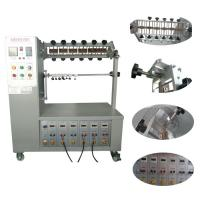 Quality 60Hz Plug Cord Cable Testing Equipment Flexing Rate 10~60 Times / Min for sale