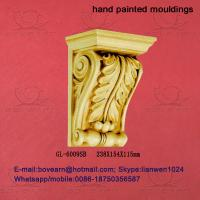 Quality Construction material/European PU exotic corbels for sale