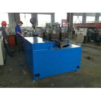 Quality 20mpa Section Bending Machine For Petroleum , Three Driven Rollers for sale