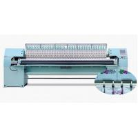 Quality 50 Needles Computerized Quilting And Embroidery Machine With High Precision for sale