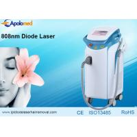 Buy cheap Strong Output Diode Laser Body Hair Removal Machine 10HZ 1600W Multi - languages from wholesalers