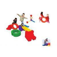 Quality PVC Coated Indoor Playground Equipment For Children Stackable for sale