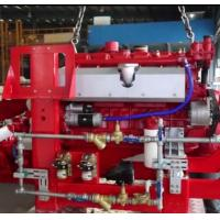 Buy cheap High Efficiency Fire Pump Diesel Engine 300KW With Compact Structure from wholesalers