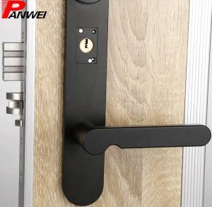 Quality Security Smart Card Hotel Door Lock , Keyless Card Entry Door Locks for sale