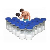 Buy cheap High Bioactivity HGH Growth Hormone 99%, Raw Powder HGH 191AA for Bodybuilding from wholesalers