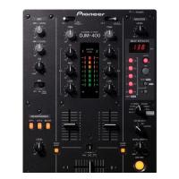 Quality Pioneer DJM-400 Professional Two Channel DJ Mixer for sale