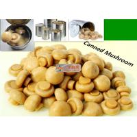 Quality Fresh Whole Canned Marinated Mushrooms , Slice Button Mushroom Excellent Taste for sale