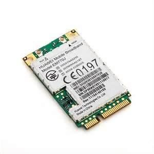 Quality Non - transparent IP protocol stack HSDPA 3.6 Mbps DL / 384 Kbps UL Mini 3G Module, ssd mini pcie for sale