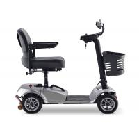 Quality Aluminum Alloy Frame Folding Mobility Scooter For The Disabled for sale